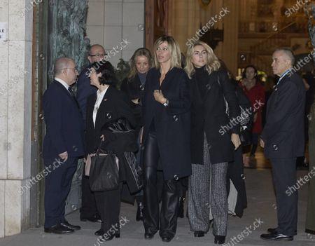 Editorial image of Pilar de Borbon funeral mass, Madrid, Spain - 01 Feb 2020