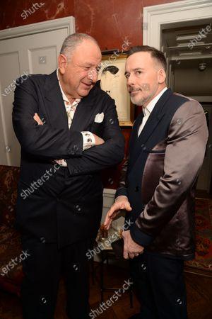 Guest and David Furnish