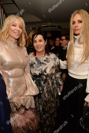 Courtney Love, Guest, Laura Bailey