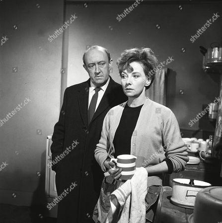 'The Saint' TV - 1964 - The High Fence - Ivor Dean, Clare Kelly.