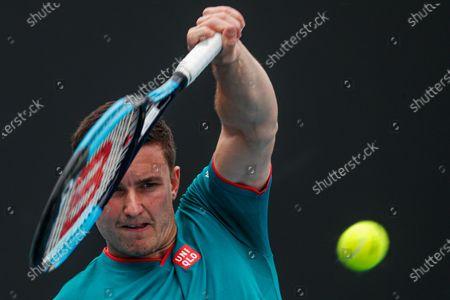 Editorial photo of Tennis Australian Open 2020, Melbourne, Australia - 02 Feb 2020