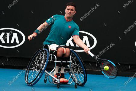 Editorial picture of Tennis Australian Open 2020, Melbourne, Australia - 02 Feb 2020