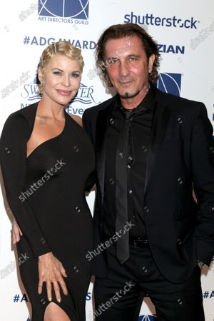 McKenzie Westmore and Patrick Tatopoulos
