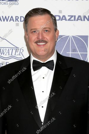 Stock Picture of Billy Gardell