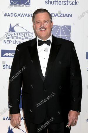Editorial photo of Art Directors Guild Awards, Arrivals, Los Angeles, USA - 01 Feb 2020