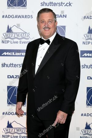 Stock Photo of Billy Gardell