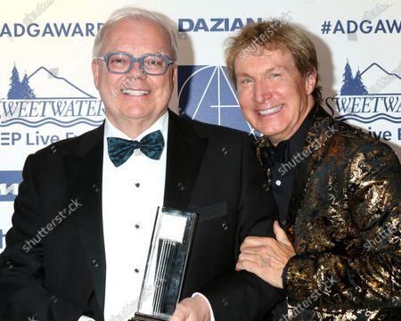 John Schaffner and Nelson Coates