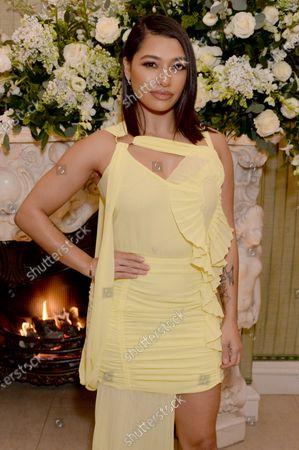 Stock Image of Vanessa White