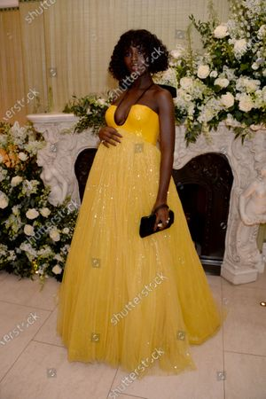 Stock Picture of Jodie Turner-Smith