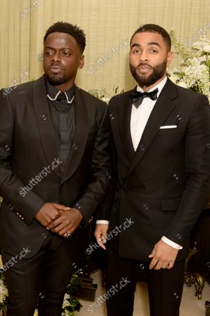 Editorial photo of BAFTA Vogue x Tiffany Fashion and Film afterparty, Annabel's, London, UK - 02 Feb 2020