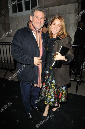 Josh Berger and Danna Harman Berger