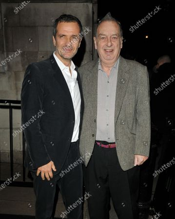 David Heyman and Stephen Frears