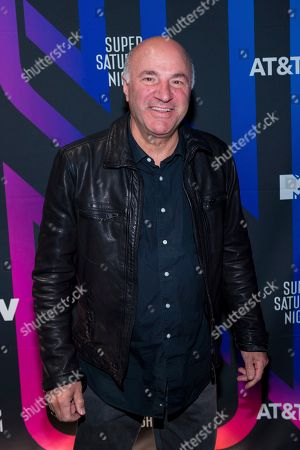 Kevin O'Leary attends the AT&T TV Super Saturday Night at Meridian on Island Gardens in Miami, in Miami, Fla