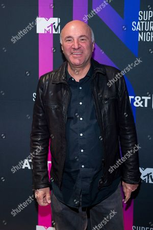 Stock Picture of Kevin O'Leary attends the AT&T TV Super Saturday Night at Meridian on Island Gardens in Miami, in Miami, Fla