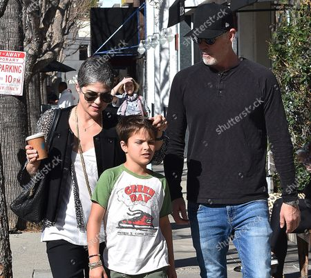 Editorial picture of Selma Blair out and about, Los Angeles, USA - 01 Feb 2020