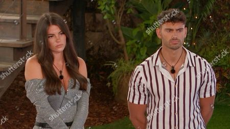Editorial image of 'Love Island' TV Show, Series 6, Episode 22, South Africa - 02 Feb 2020
