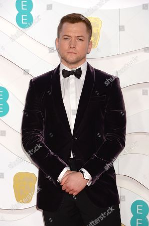 Editorial image of 73rd British Academy Film Awards, Arrivals, Royal Albert Hall, London - 02 Feb 2020