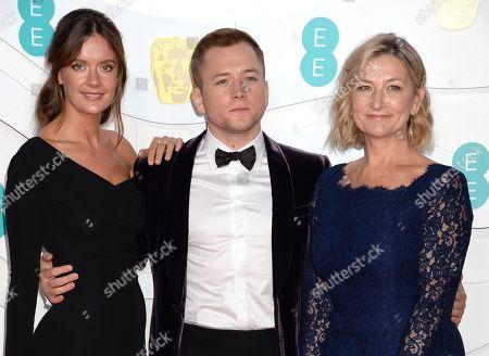 Editorial photo of 73rd British Academy Film Awards, Arrivals, Royal Albert Hall, London - 02 Feb 2020