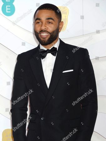 Editorial image of 73rd British Academy Film Awards, Arrivals, Royal Albert Hall, London - 02 Feb 2020