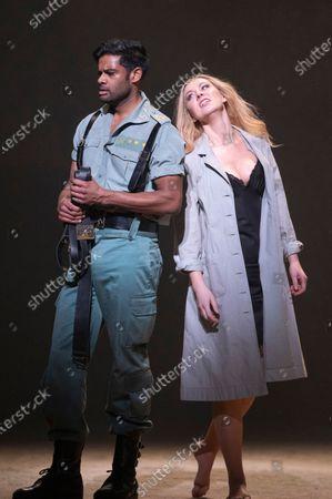 Justina Gringyte as Carmen, Sean Panikkar as Don Jose