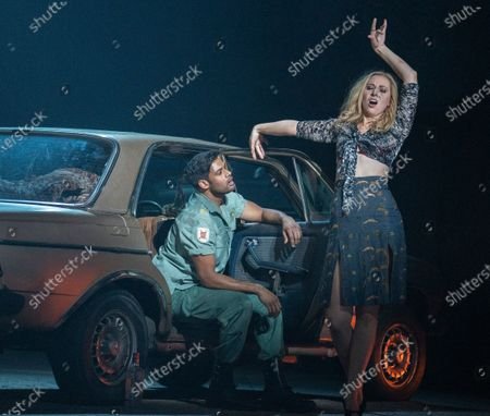 Editorial photo of 'Carmen' Opera performed by English National Opera at the London Coliseum, UK - 27 Jan 2020