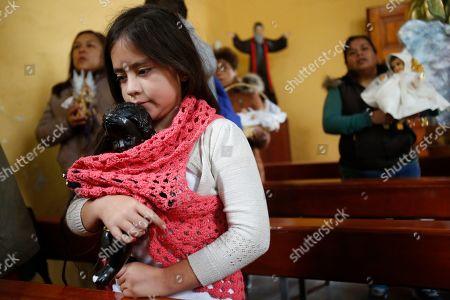 Editorial photo of Candelaria, Mexico City, Mexico - 02 Feb 2020