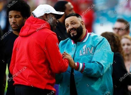 Editorial image of Super Bowl LIV, Miami Gardens, USA - 02 Feb 2020