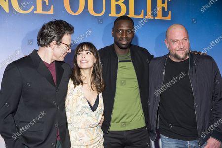 Editorial picture of 'Le Prince Oublie' premiere, Arrivals, Paris, France - 02 Feb 2020