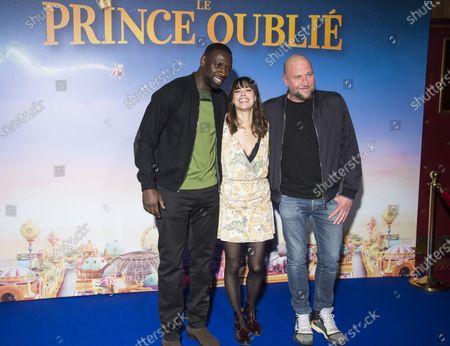 Editorial photo of 'Le Prince Oublie' premiere, Arrivals, Paris, France - 02 Feb 2020