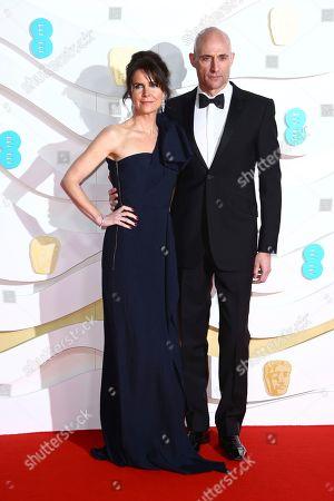 Editorial photo of Bafta Film Awards 2020 Arrival, London, United Kingdom - 02 Feb 2020