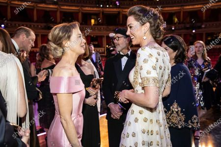 73rd British Academy Film Awards Royals On Stock Photos Exclusive Shutterstock