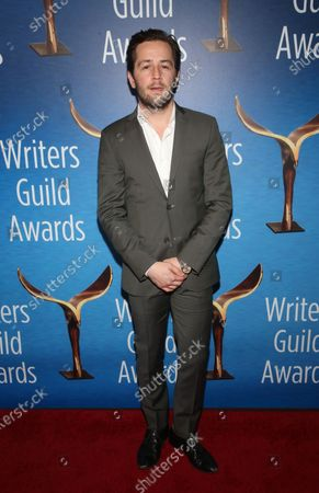 Editorial image of Writers Guild Awards, Arrivals, Los Angeles, USA - 01 Feb 2020