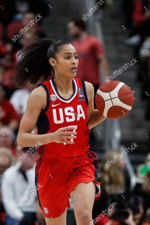 Editorial image of National Team Basketball, Louisville, USA - 02 Feb 2020