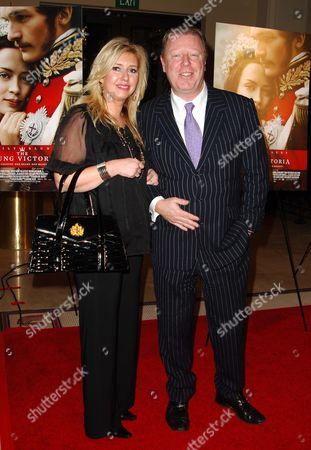 Laura Johnson & Roberts Hughes of Clive Christian