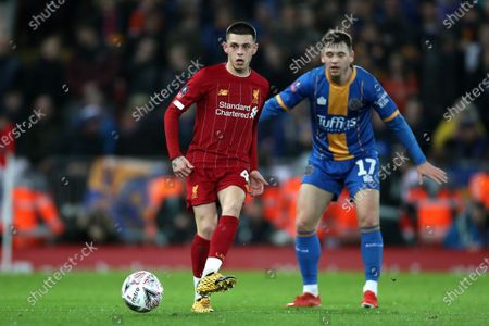 Editorial image of Liverpool v Shrewsbury Town, Emirates FA Cup Fourth Round Replay, Football, Anfield, UK - 04 Feb 2020