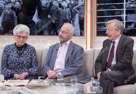 Editorial picture of 'Good Morning Britain' TV show, London, UK - 03 Feb 2020