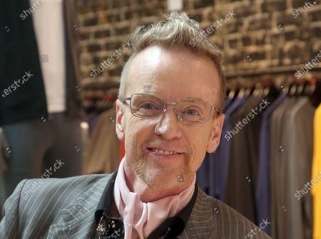 Stock Picture of Steve Valentine
