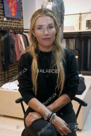 Editorial picture of Discussing Love panel at RYU Apparel, Los Angeles, USA - 02 Feb 2020