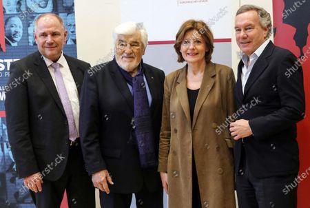 Editorial photo of Nibelungen Festival press conference, Berlin, Germany - 03 Feb 2020