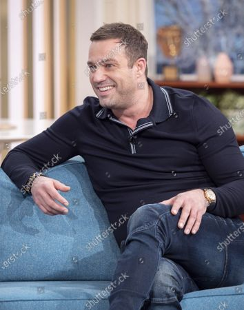 Editorial photo of 'This Morning' TV show, London, UK - 03 Feb 2020