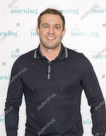 Stock Picture of Jamie Lomas