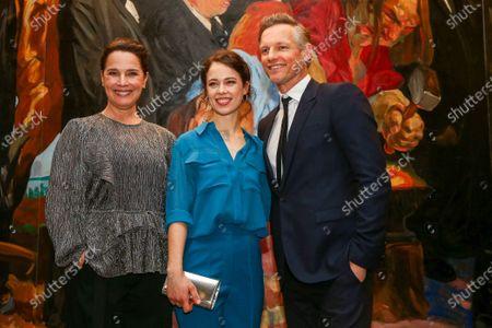 Desiree Nosbusch, Paula Beer, Barry Atsma