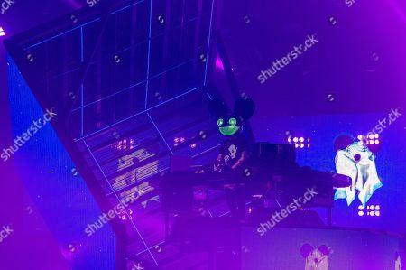 Stock Photo of Deadmau5
