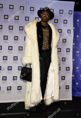 Bob the Drag Queen appears at the 19th Annual Human Rights Campaign Greater New York Gala on in New York