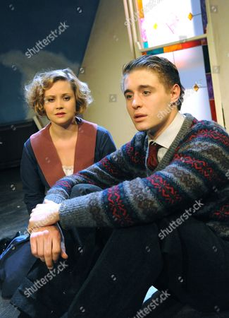 Olivia Darnley ( Sophie )  Max Irons ( Donner younger )