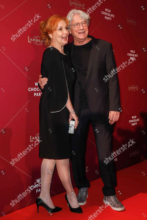 Stock Image of Verena Wrengler and Jurgen Prochnow