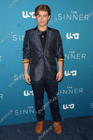 Editorial picture of 'The Sinner' TV show Season 3 premiere, Arrivals, The London, Los Angeles, USA - 03 Feb 2020
