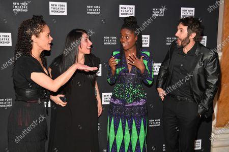 Editorial image of New York Theater Workshop Gala, Arrivals, Capitale, New York, USA - 03 Feb 2020