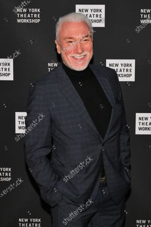 Editorial photo of New York Theater Workshop Gala, Arrivals, Capitale, New York, USA - 03 Feb 2020