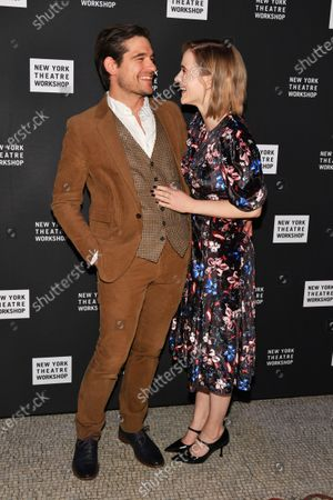 Editorial picture of New York Theater Workshop Gala, Arrivals, Capitale, New York, USA - 03 Feb 2020